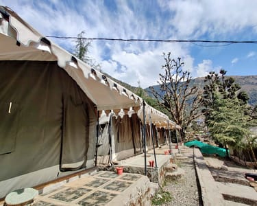 Luxury Camping in Mcleodganj with Meals Flat 18% off