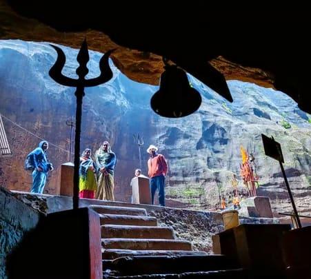 Jatashankar Vrindavan Trek with Camping, Pachmarhi