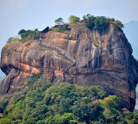 Sigiriya Rock Fortress Day Tour - Flat 15% off