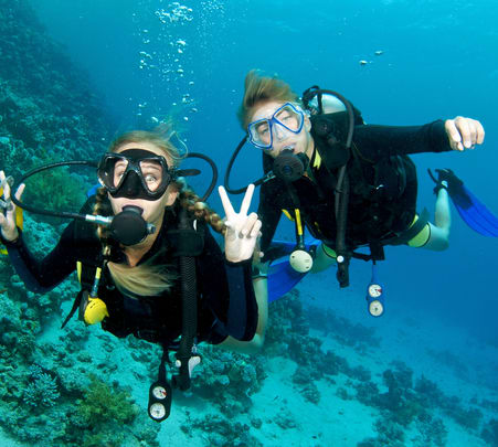 Scuba Diving in Pattaya Flat 15% off