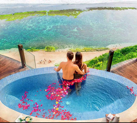 6 Days Kuta and Ubud Honeymoon with Private Pool Villa