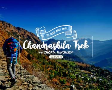 Chandrashila Trek with Chopta Tungnath, Uttarakhand @ 29% off