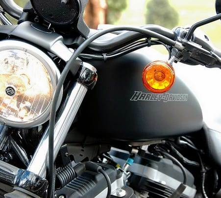 Rent a Bike - Harley Davidson IRON 883