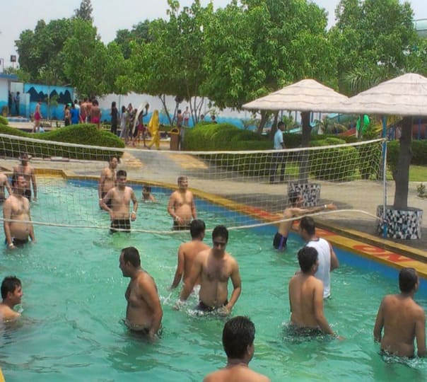 Corporate Outing at a Theme Park in Bahadurgarh