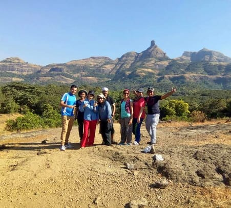 Sandhan Valley Adventures: Camping and Trekking