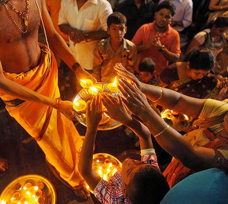 Jaipur Special Diwali Maha Arati 2018