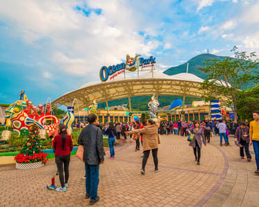Ocean Park Hong Kong Tickets @ Flat 10% off