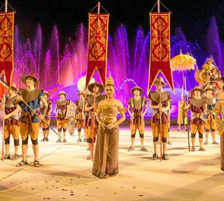 Siam Niramit Show Phuket Flat 25% off