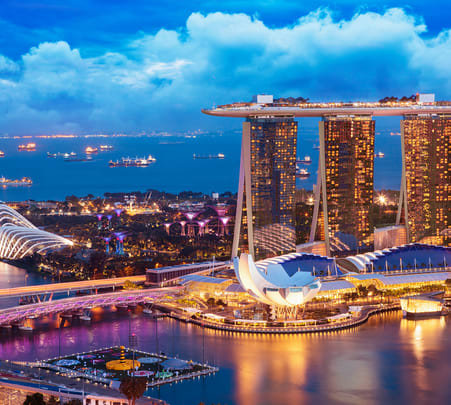 Backpacking Tour Package of Singapore - Flat 25% off