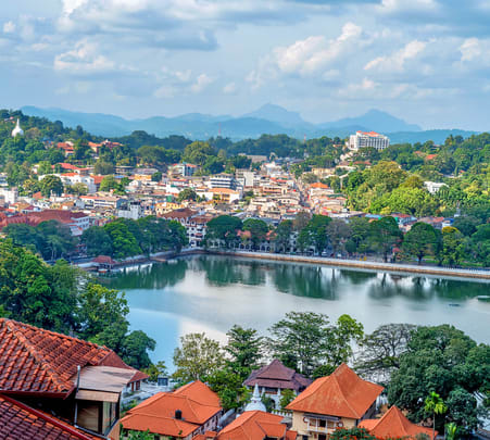 Kandy City Tour - Flat 15% off