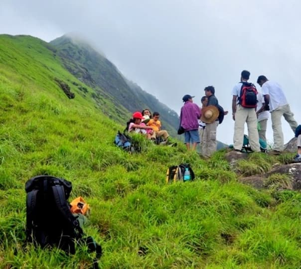 Ascend to Chembra Peak in Wayanad