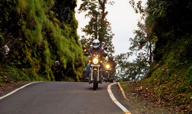 Guwahati to Tawang Bike Tour