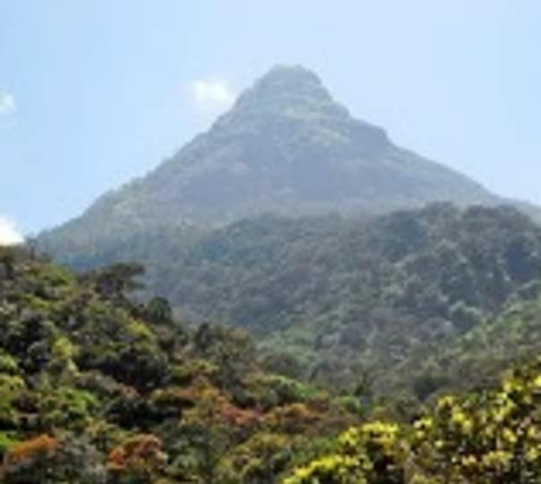 Trek to Adam's Peak in Sri Lanka