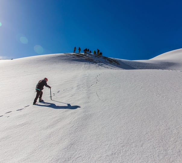Pangarchulla Peak Trek Via Kuari Pass, Auli 2018