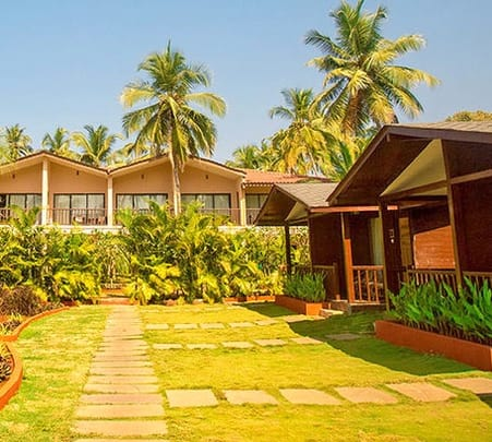 Enjoy Goa at Riva Resort