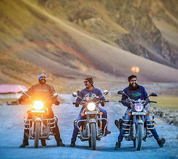 Ladakh Motorcycle Tour ( All Inclusive- from Delhi to Delhi)
