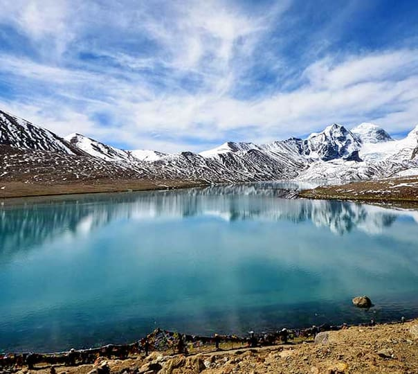 North Sikkim Tour Package of 6 Nights 7 Days