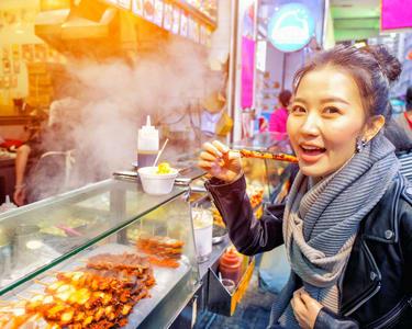Tai Po Market Foodie Tour, Hong Kong