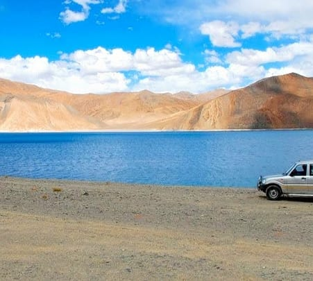 Manali to Leh Jeep Safari 2018