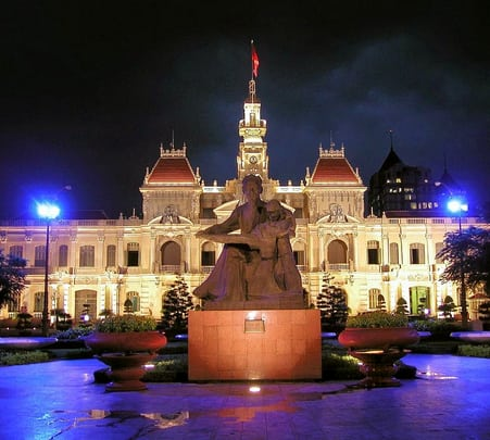 Half Day Tour of Ho Chi Minh City in Vietnam