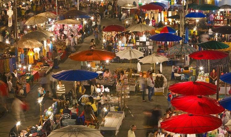 12 Best Chiang Mai Night Markets - 2019 Updated List & Reviews Chiang Mai Night Bazaar Map on night market map, chiang mai night bazaar shopping, chiang mai thailand sweethearts, koh tao map, chiang mai sunday market,