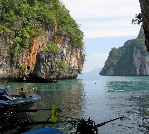 Hong Island Tour from Krabi