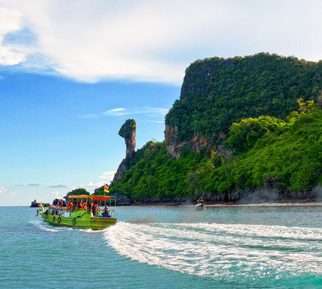 7 Islands Sunset Bbq Tour, Krabi Flat 25% off