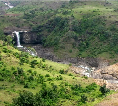 Trek to Bhada Waterfalls near Indore