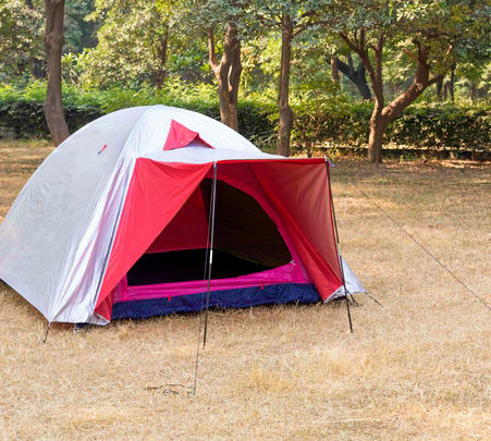Camping Gear Rental in Delhi