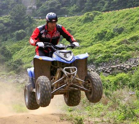 Atv Ride in Yelagiri