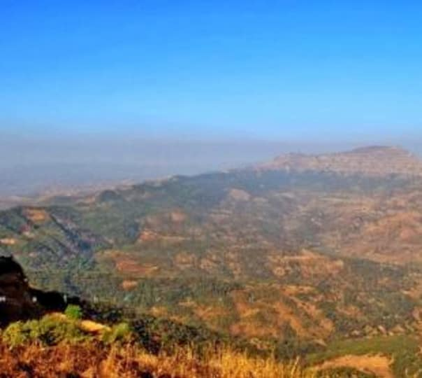 Range Trek from Rajgad to Torna to Raigad