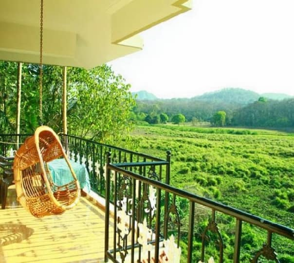 Stay at Jungle Palace Homestay in Periyar