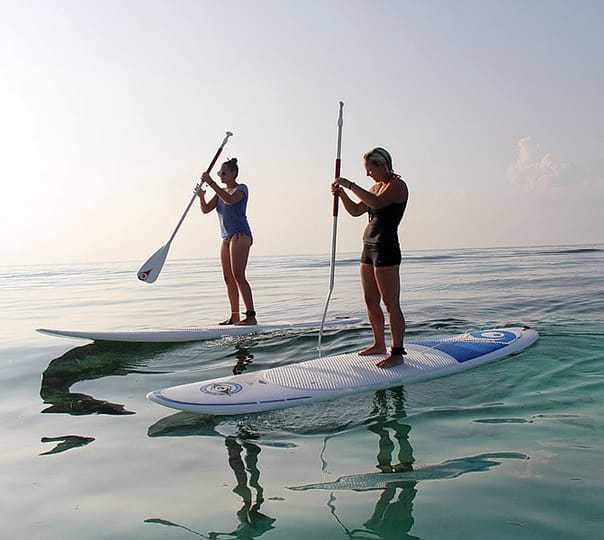 Jet Ski, Fun Tube and Sailing Activity in Maldives