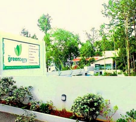 Stay at Greenberry Resorts in Yercaud