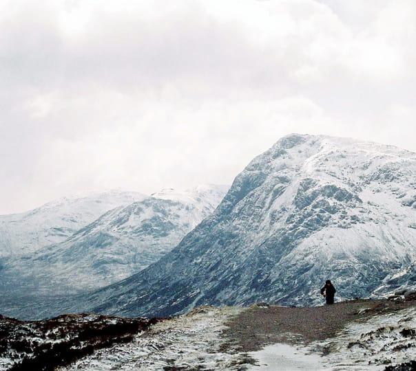 Trekking in Pindari Glacier