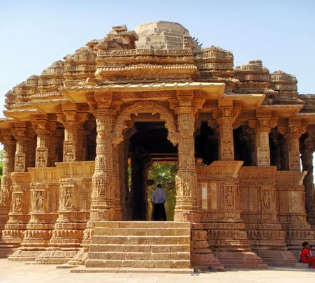 Day Trip to Patan Modhera from Ahmedabad