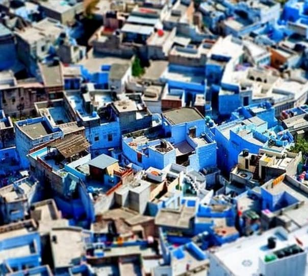 Blue City Walking Experience, Jodhpur