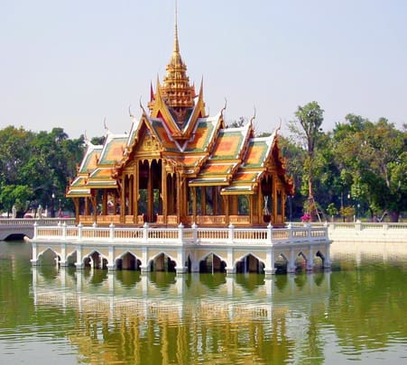 Ayutthaya Sightseeing Tour in Bangkok