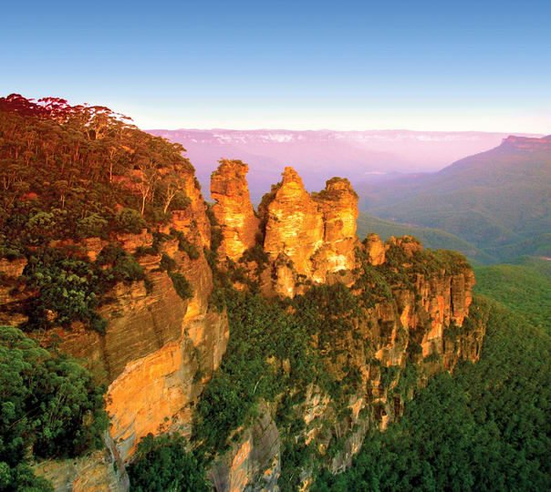 Blue Mountains & Australian Wildlife Tour near Sydney