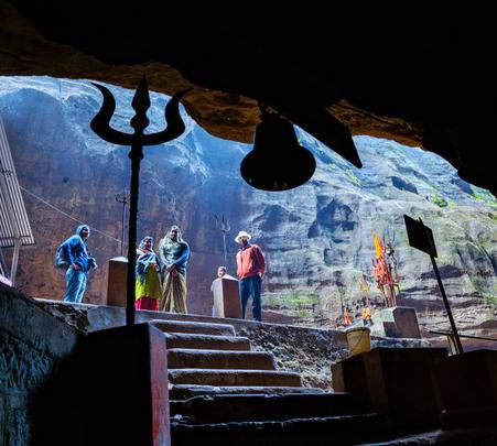 Jatashankar - Vrindavan Trek, Pachmarhi
