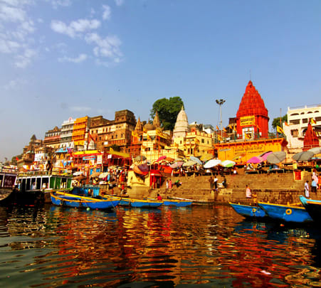 Varanasi Temple Tour Flat 20% off