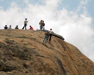 Upto 20% off on Team Outing in Ramanagara Adventure Camp