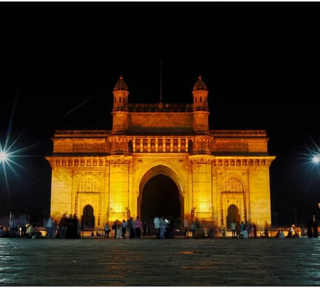 Mumbai City Night Tour