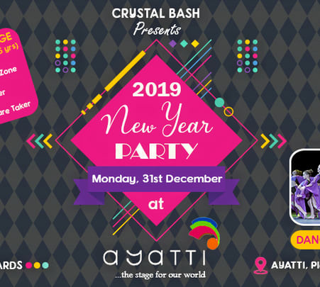 New Year Party At Ayatti, Greater Noida, Flat 25% OFF