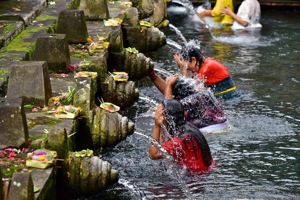 Bathe in the Sacred Waters of Tirta Empul