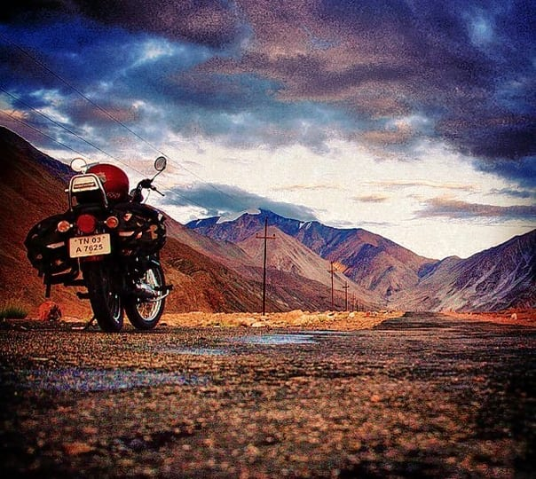 12 Day Motorcycle Tour to Leh