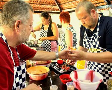 Cookery Class Cum Market Tour with Rita