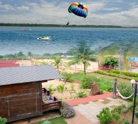 New Year on a Goan Beach with a Stay at Paradise Village Beach Resort