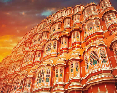 Rajasthan Sightseeing Holiday Tour Across 5 Cities