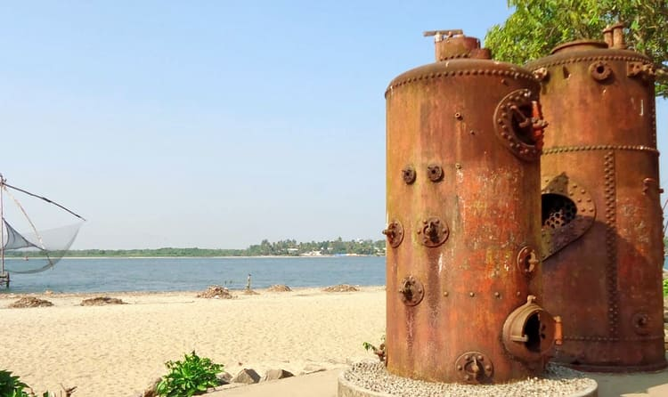 Visit Famous Fort Of Kochi